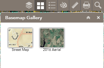 Basemap Gallery Mar 28