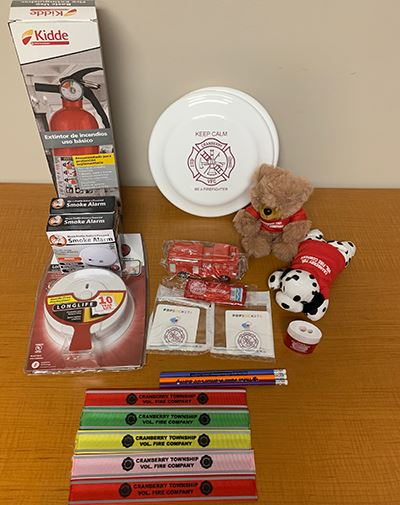 Win a home fire safety kit!